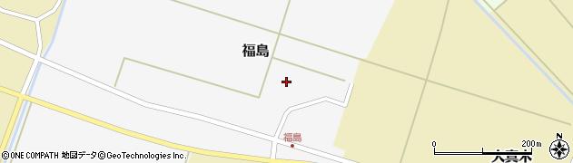 山形県東田川郡庄内町福島西田7周辺の地図