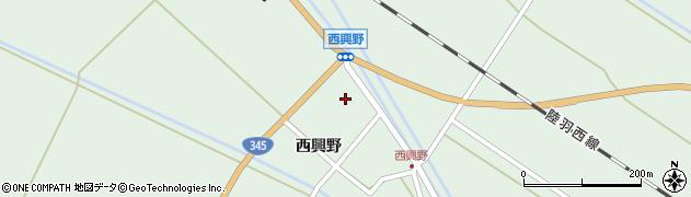 山形県東田川郡庄内町狩川早稲田6周辺の地図