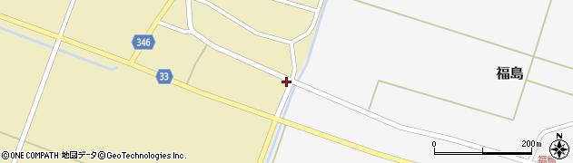 山形県東田川郡庄内町前田野目余慶24周辺の地図