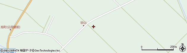 山形県東田川郡庄内町狩川砂山外62周辺の地図