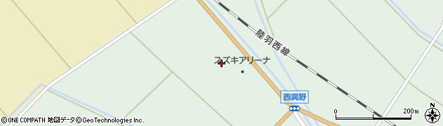 山形県東田川郡庄内町狩川水除5周辺の地図