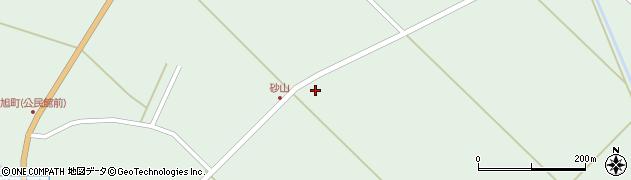 山形県東田川郡庄内町狩川砂山外125周辺の地図