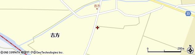 山形県東田川郡庄内町吉方主計田50周辺の地図