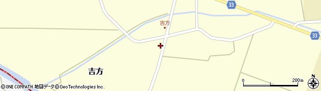 山形県東田川郡庄内町吉方稗田78周辺の地図