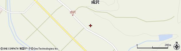 山形県酒田市成興野堰内11周辺の地図