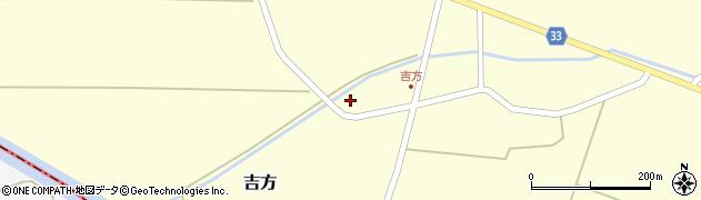 山形県東田川郡庄内町吉方小縄60周辺の地図