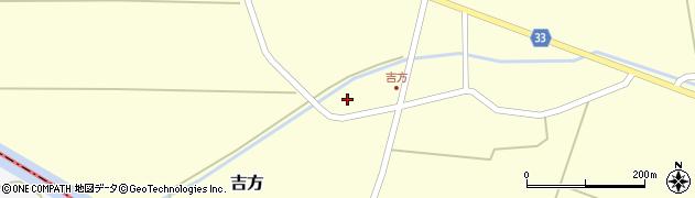 山形県東田川郡庄内町吉方小縄16周辺の地図