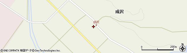 山形県酒田市成興野堰内周辺の地図