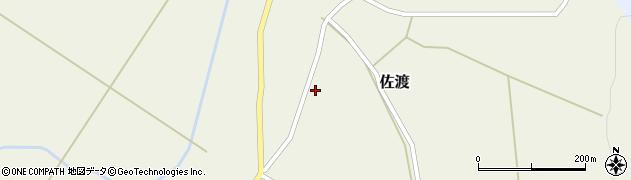 山形県最上郡鮭川村佐渡902周辺の地図