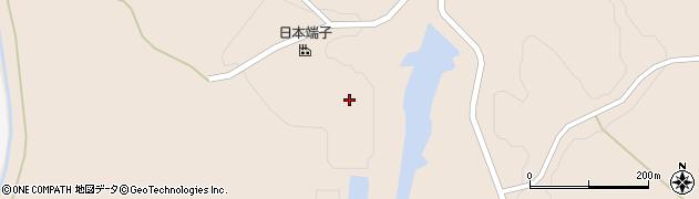 岩手県一関市花泉町涌津藤ノ巻周辺の地図