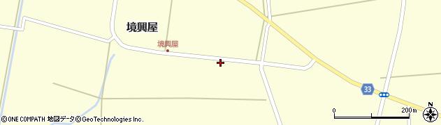 山形県東田川郡庄内町吉方四十間39周辺の地図