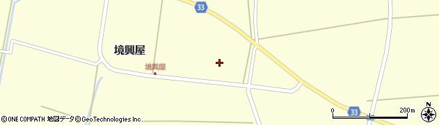 山形県東田川郡庄内町吉方中割47周辺の地図