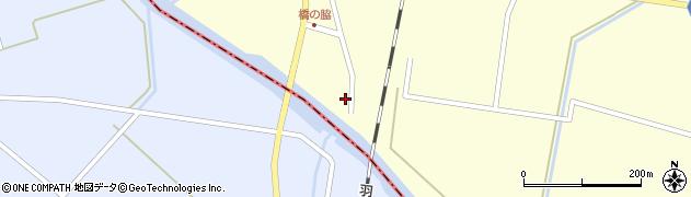 山形県東田川郡庄内町西袋橋之脇50周辺の地図