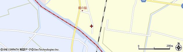 山形県東田川郡庄内町西袋橋之脇41周辺の地図