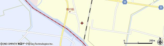 山形県東田川郡庄内町西袋橋之脇24周辺の地図