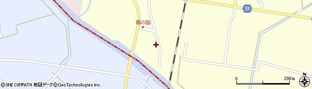 山形県東田川郡庄内町西袋橋之脇39周辺の地図