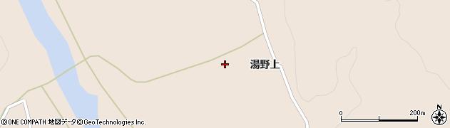 宮城県大崎市鳴子温泉鬼首(湯野上下)周辺の地図