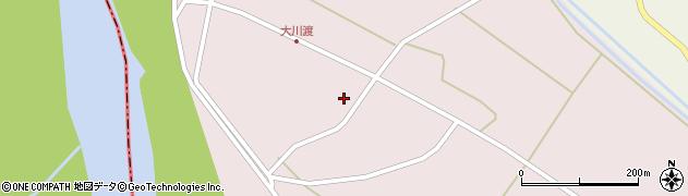山形県酒田市大川渡五反割36周辺の地図
