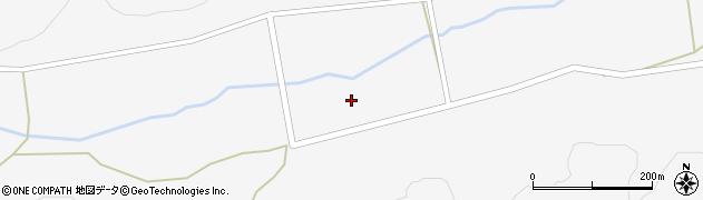 岩手県一関市花泉町油島(上柏木)周辺の地図