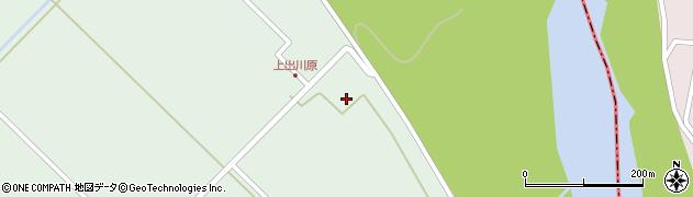 山形県東田川郡庄内町狩川上割311周辺の地図