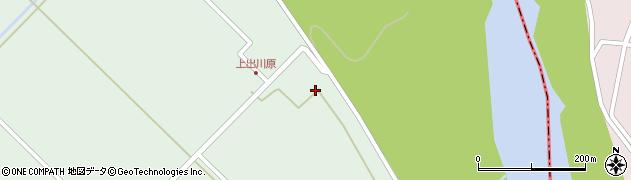 山形県東田川郡庄内町狩川上割312周辺の地図