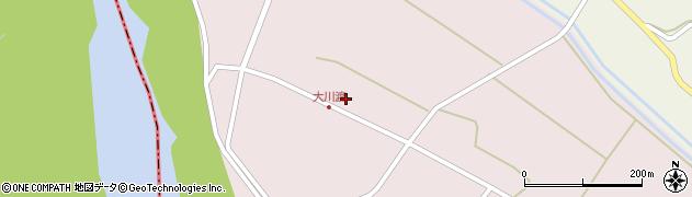 山形県酒田市大川渡五反割53周辺の地図
