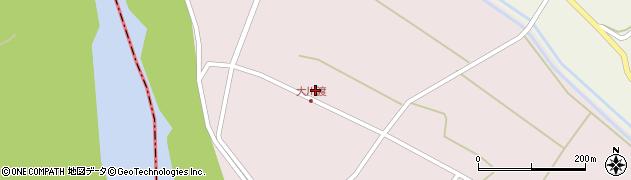 山形県酒田市大川渡五反割55周辺の地図