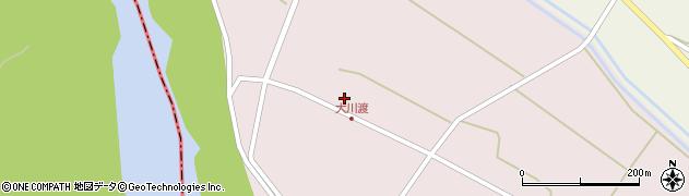 山形県酒田市大川渡五反割71周辺の地図