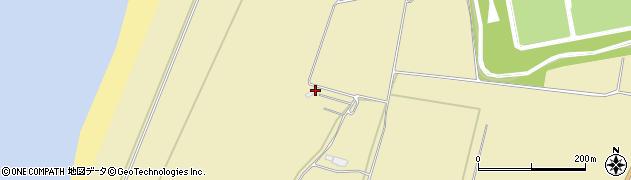 山形県酒田市浜中七窪315周辺の地図