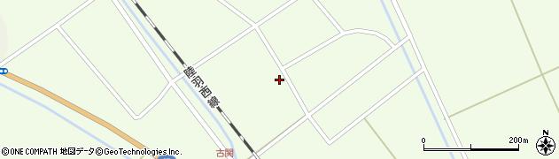 山形県東田川郡庄内町古関古館57周辺の地図