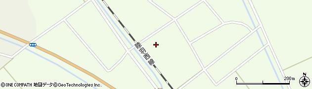 山形県東田川郡庄内町古関古館66周辺の地図
