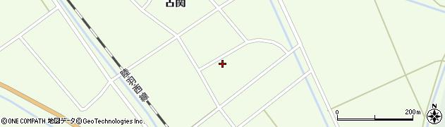 山形県東田川郡庄内町古関古館10周辺の地図