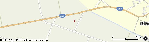 宮城県栗原市鶯沢南郷蔵本周辺の地図