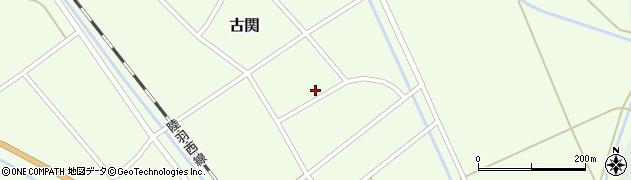 山形県東田川郡庄内町古関古館39周辺の地図