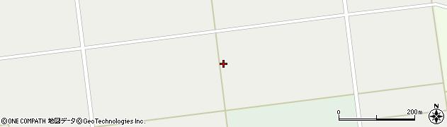 山形県東田川郡庄内町廻館上豊浴周辺の地図