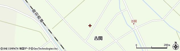 山形県東田川郡庄内町古関古館182周辺の地図