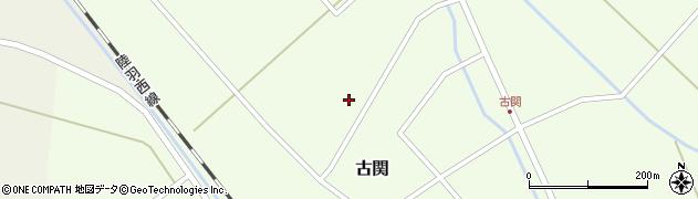 山形県東田川郡庄内町古関古館195周辺の地図
