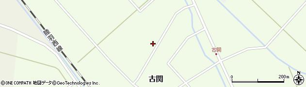 山形県東田川郡庄内町古関古館196周辺の地図