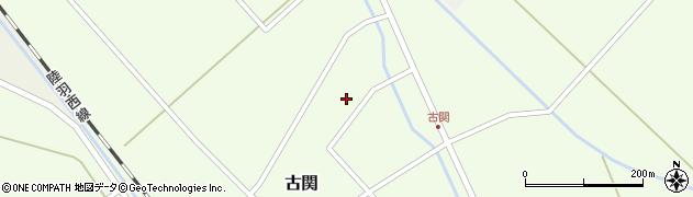 山形県東田川郡庄内町古関古館147周辺の地図