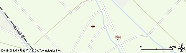 山形県東田川郡庄内町古関古館144周辺の地図