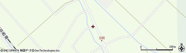 山形県東田川郡庄内町古関古館11周辺の地図