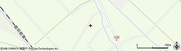山形県東田川郡庄内町古関古館145周辺の地図
