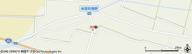 山形県東田川郡庄内町南野南浦94周辺の地図