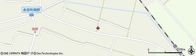 山形県東田川郡庄内町南野北浦19周辺の地図