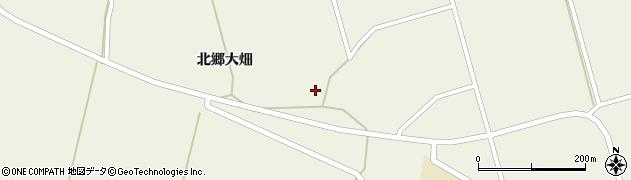 宮城県栗原市鶯沢北郷大畑29周辺の地図