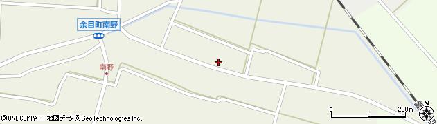 山形県東田川郡庄内町南野北浦23周辺の地図