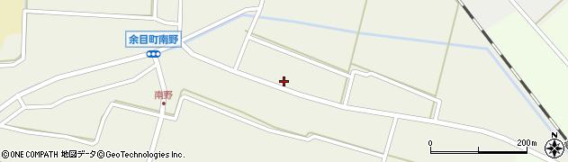 山形県東田川郡庄内町南野北浦28周辺の地図