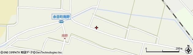 山形県東田川郡庄内町南野北浦34周辺の地図