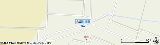 山形県東田川郡庄内町南野西野61周辺の地図