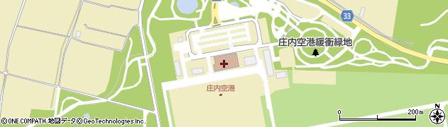 山形県酒田市浜中村東30周辺の地図